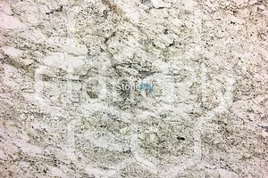 A multicolor beige granite featuring wild veining of brown silver and gold.