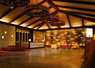 StonePly for interior of Atlantis Resort