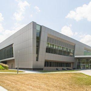 Entrance of SUNY Cortland