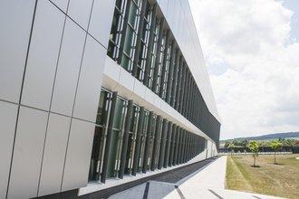 Exterior image of SUNY Cortland