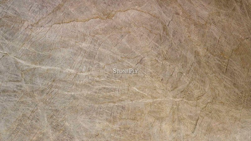 A beige granite with some subtle grey.