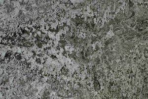 A green granite with some greys mixed in.