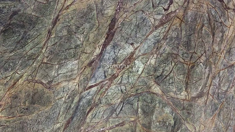 Rain Forest Green Marble Stoneply