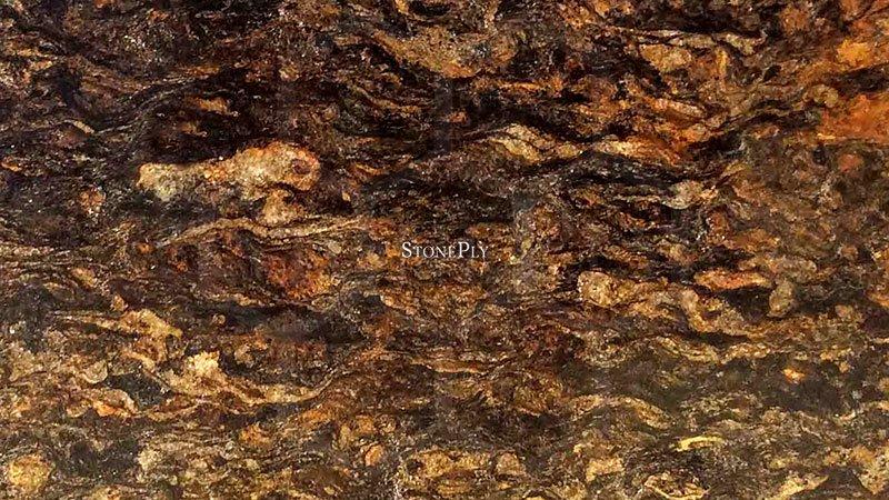 Saturnia Gold Granite Stoneply