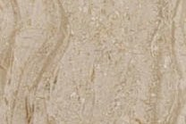 A beige marble that has a vein texture.