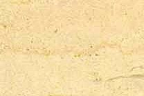 A fine grained, light beige-cream marble with pink or grey veins.